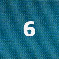 6. Turquoise