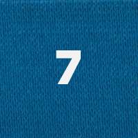 7. Aquatic Blue