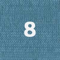 8. Sky Blue