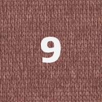 9. Ochre Red