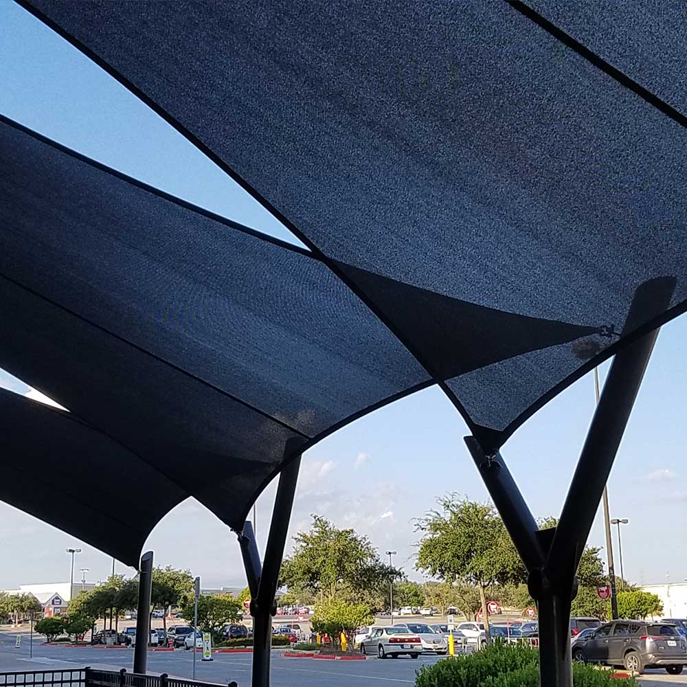 Exterior DIY Sails