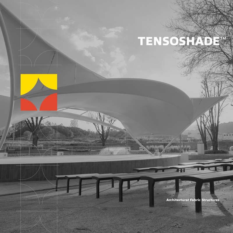 Tensoshade™ digital brochure cover